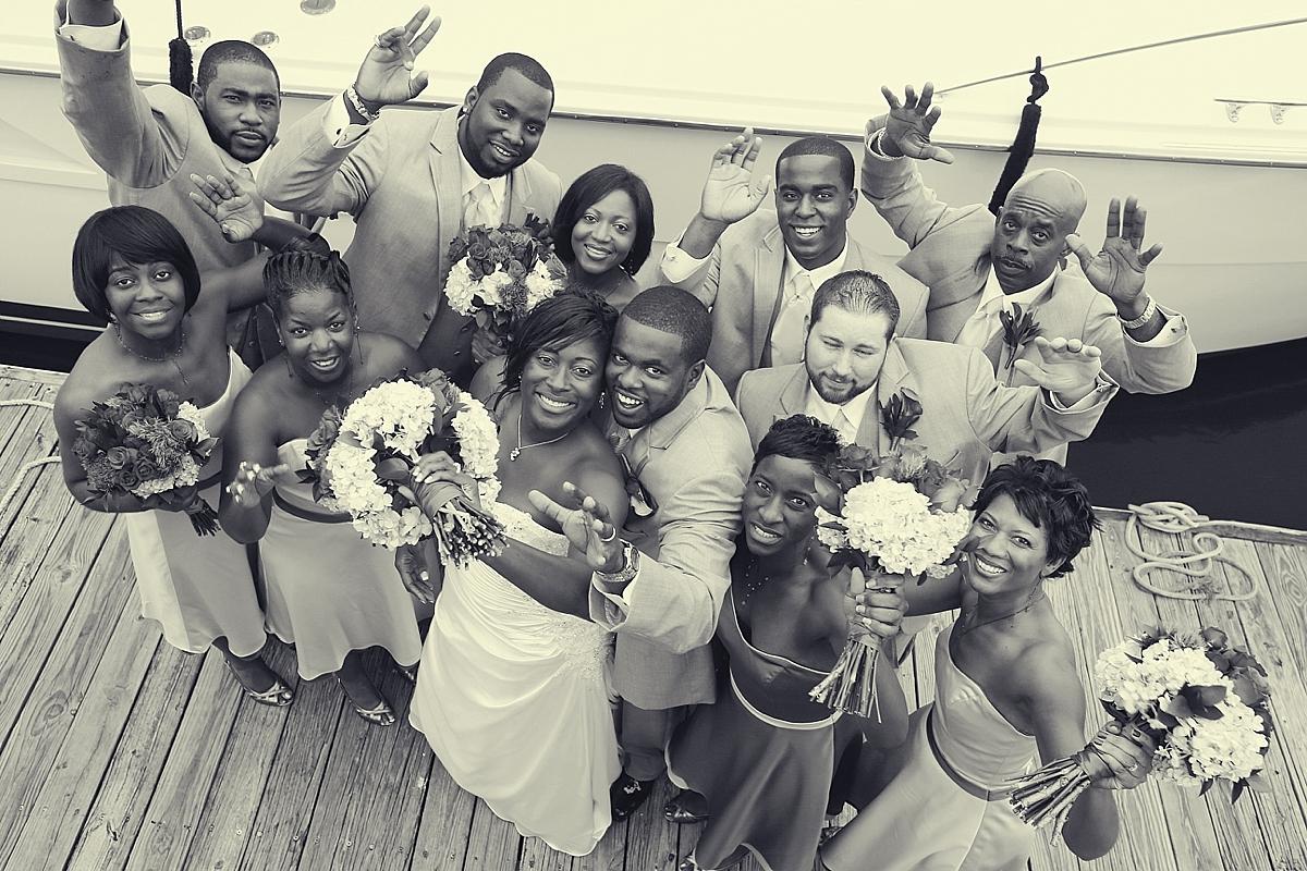 The Yacht Club at Marina Shores Wedding Photographer | Elaina and Trevor's Amazing Wedding!