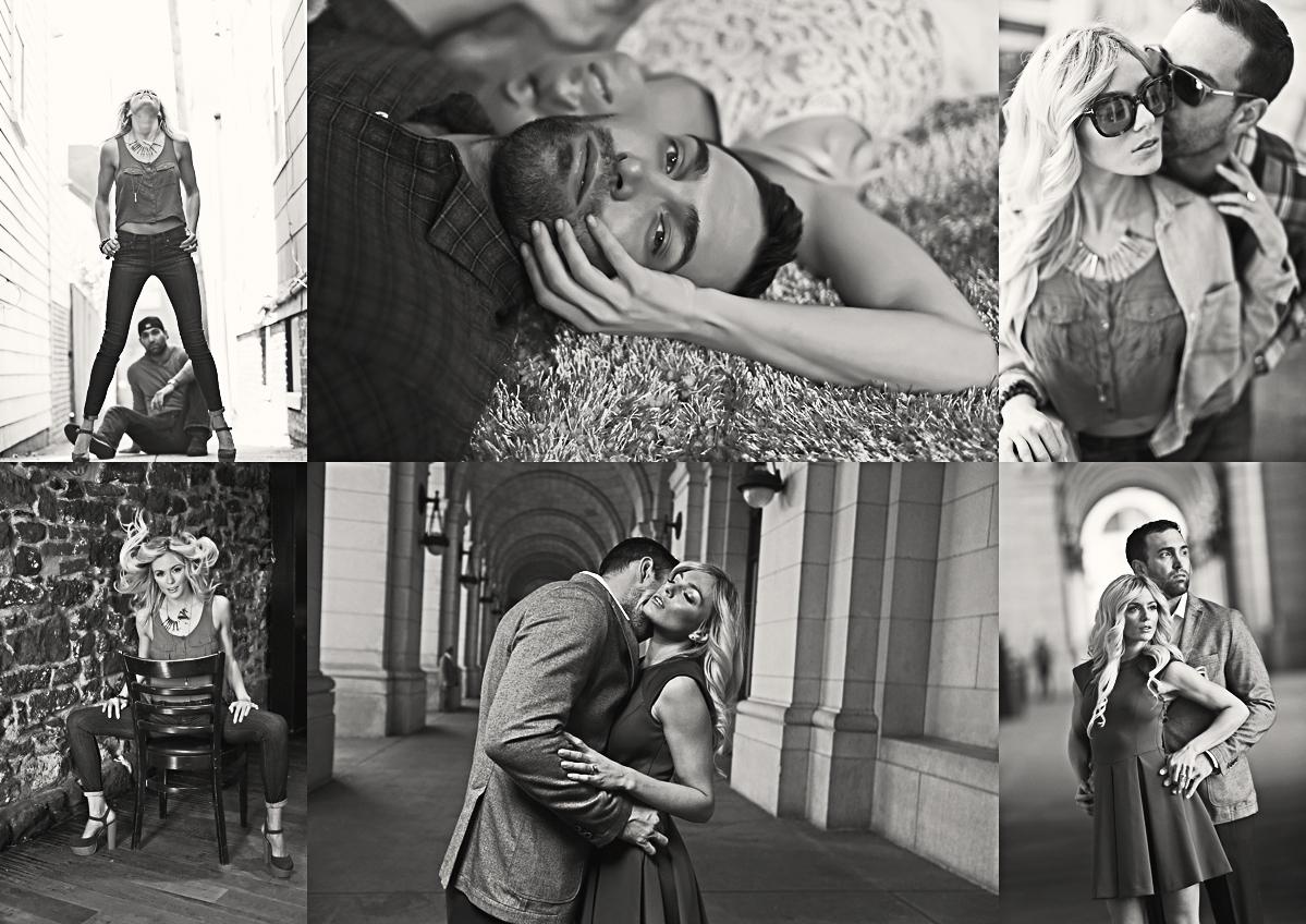 Washington DC Wedding Photographer | Cristina and Joe's Amazing Engagement Session!