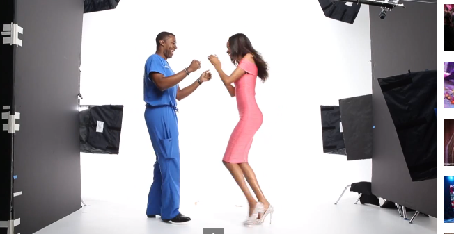 Supermodel Quiana Grant | Best Wedding Proposal Ever!