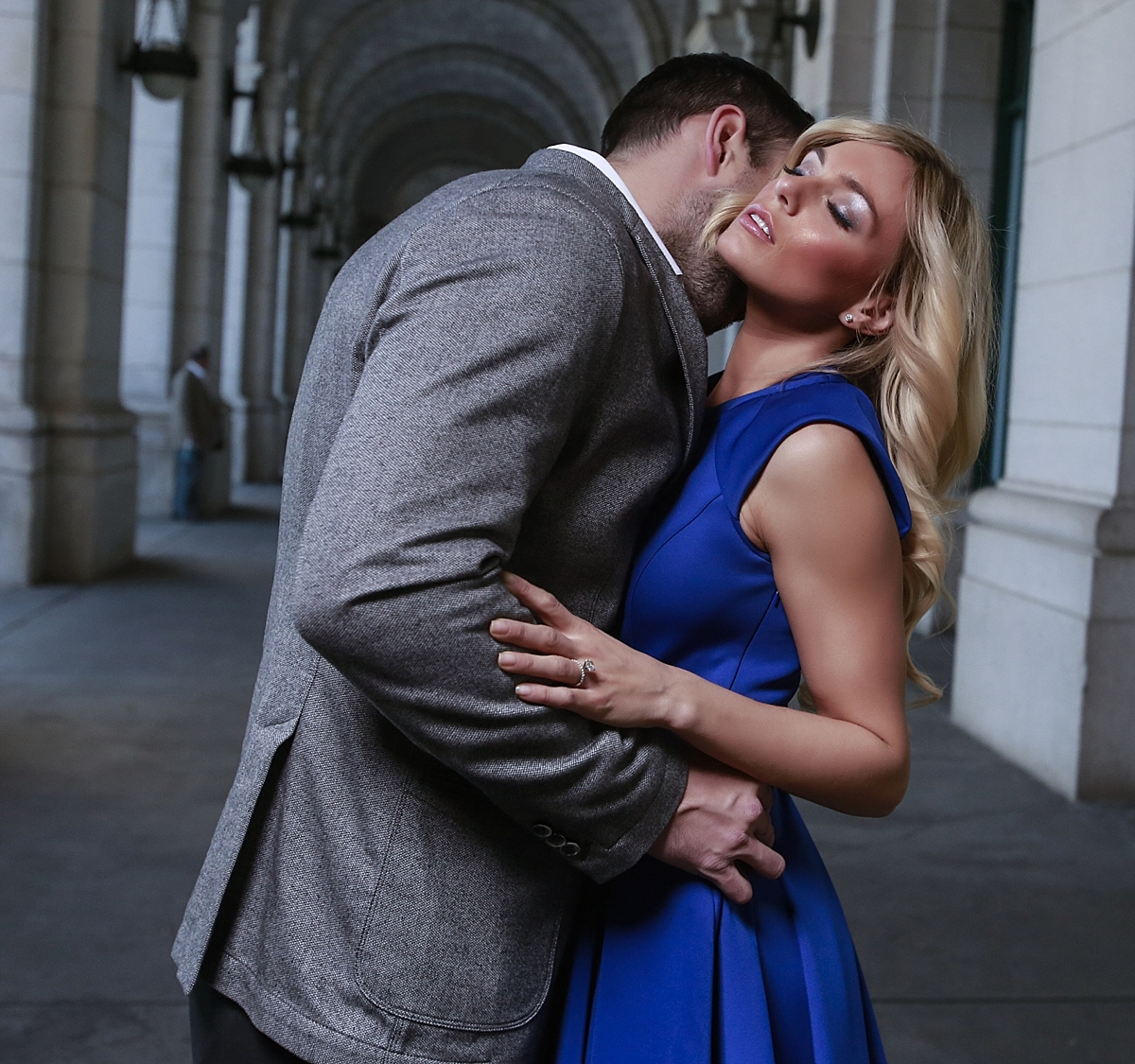 Washington DC Wedding Photographer | Cristina and Joe's Amazing Engagement Session!