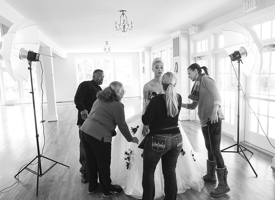 Hampton Roads Wedding Planner Photographer | Behind the Scenes Photographing the Cover of Hampton Roads Wedding Planner Magazine!!
