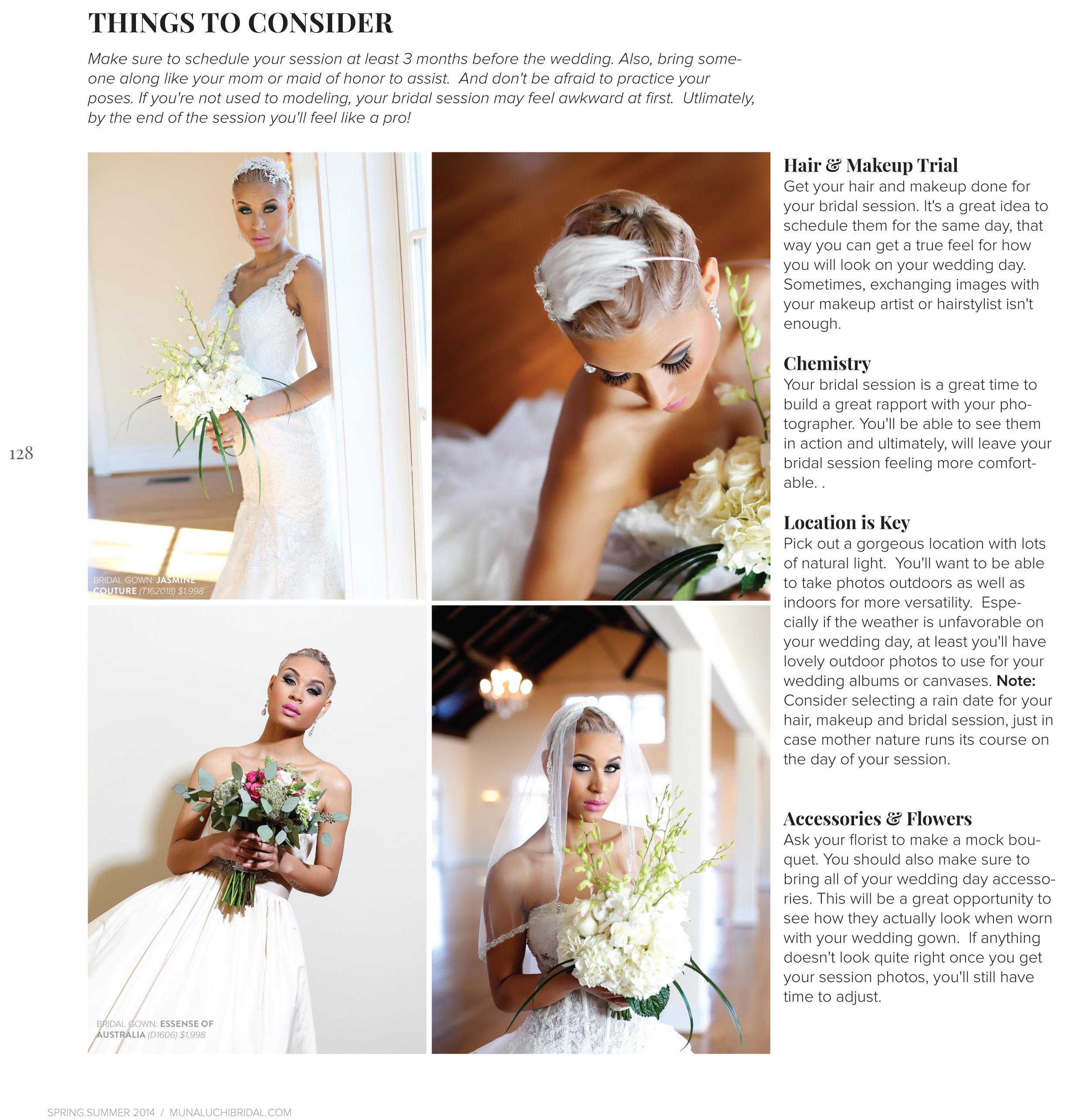 Cephus' Editorial Shoot Featured in Munaluchi Magazine!