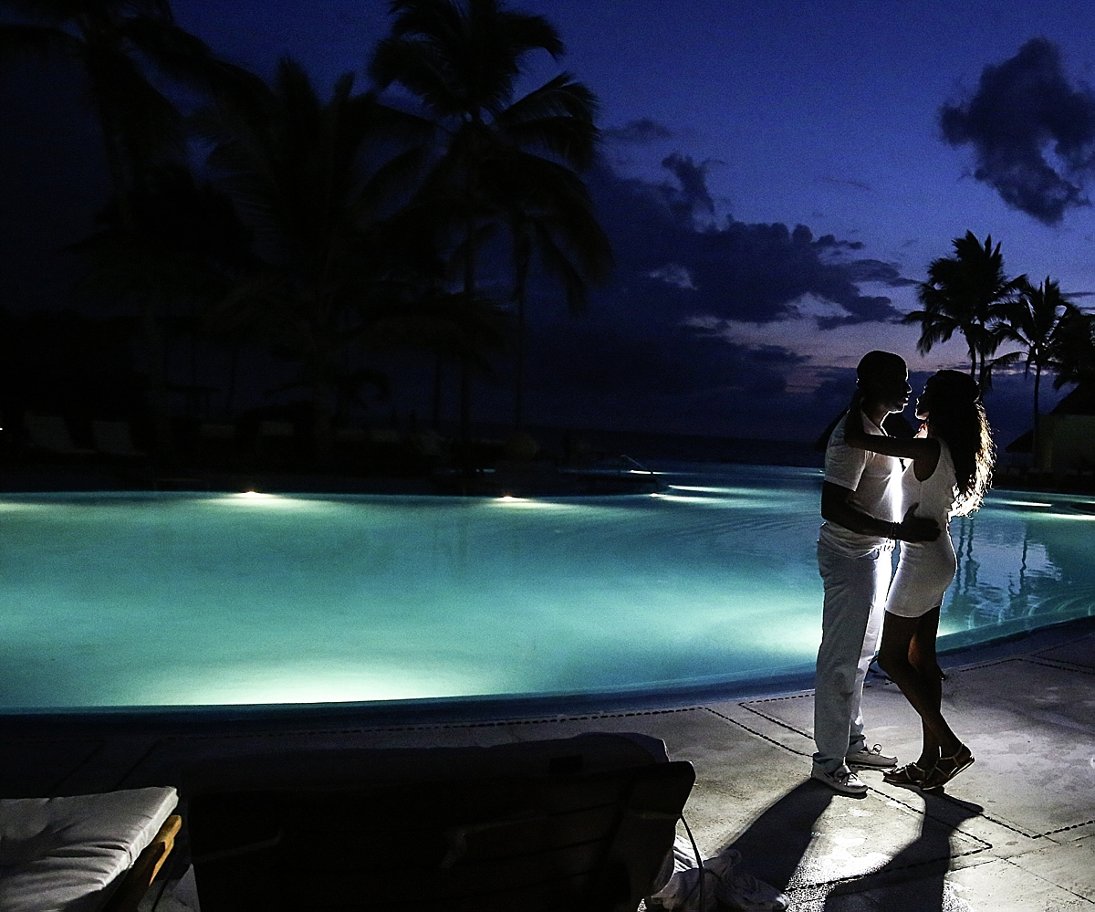 Grand Velas Resort Destination Wedding Photographer | Quiana and James' Pre-wedding Photo Shoot!