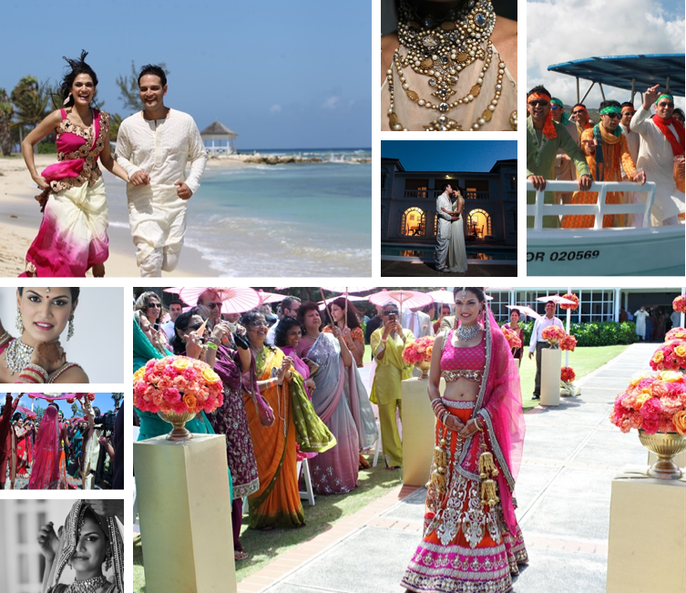 Half Moon Montego Bay Jamaica Wedding Photographer Monica And Shail S Destination Featured In The