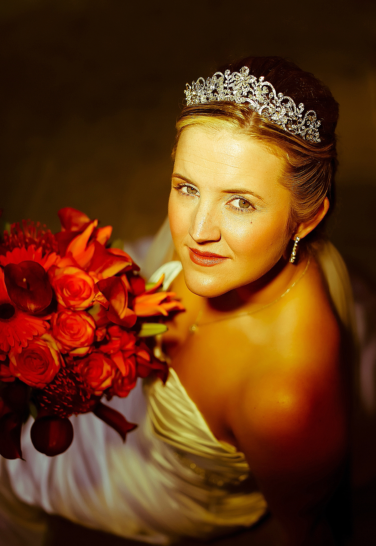 Founders Inn & Spa Wedding Photographer | Kathy's Awesome Bridal Session!