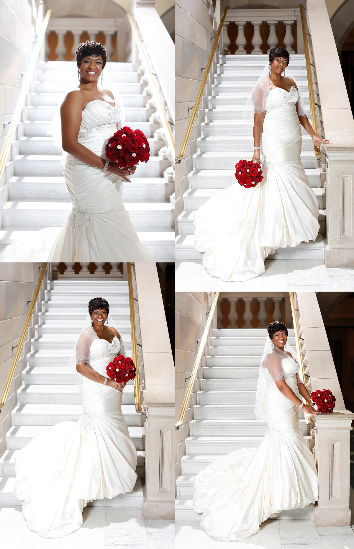 Chrysler Museum of Art Wedding Photographer | Nicole's Bridal Portrait Session!
