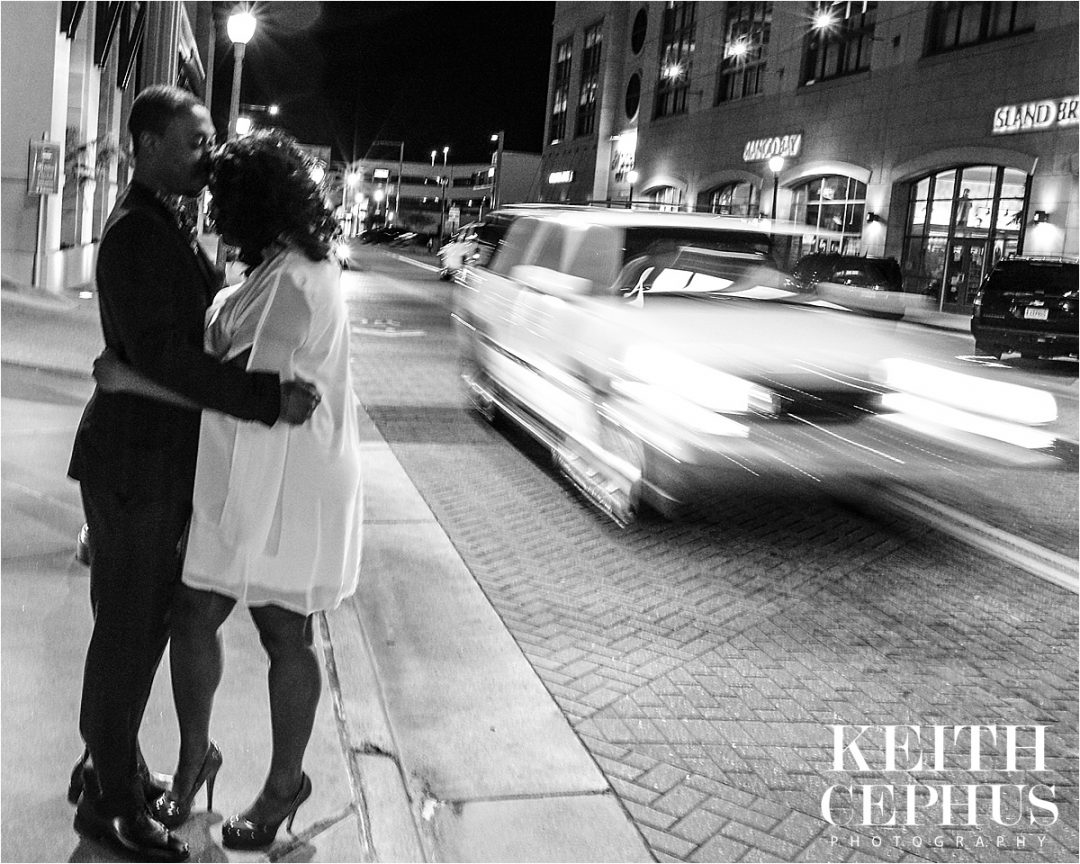 Nigerian Wedding Photographer | Hilton Oceanfront Hotel | Rosa and Olu's Engagement Session