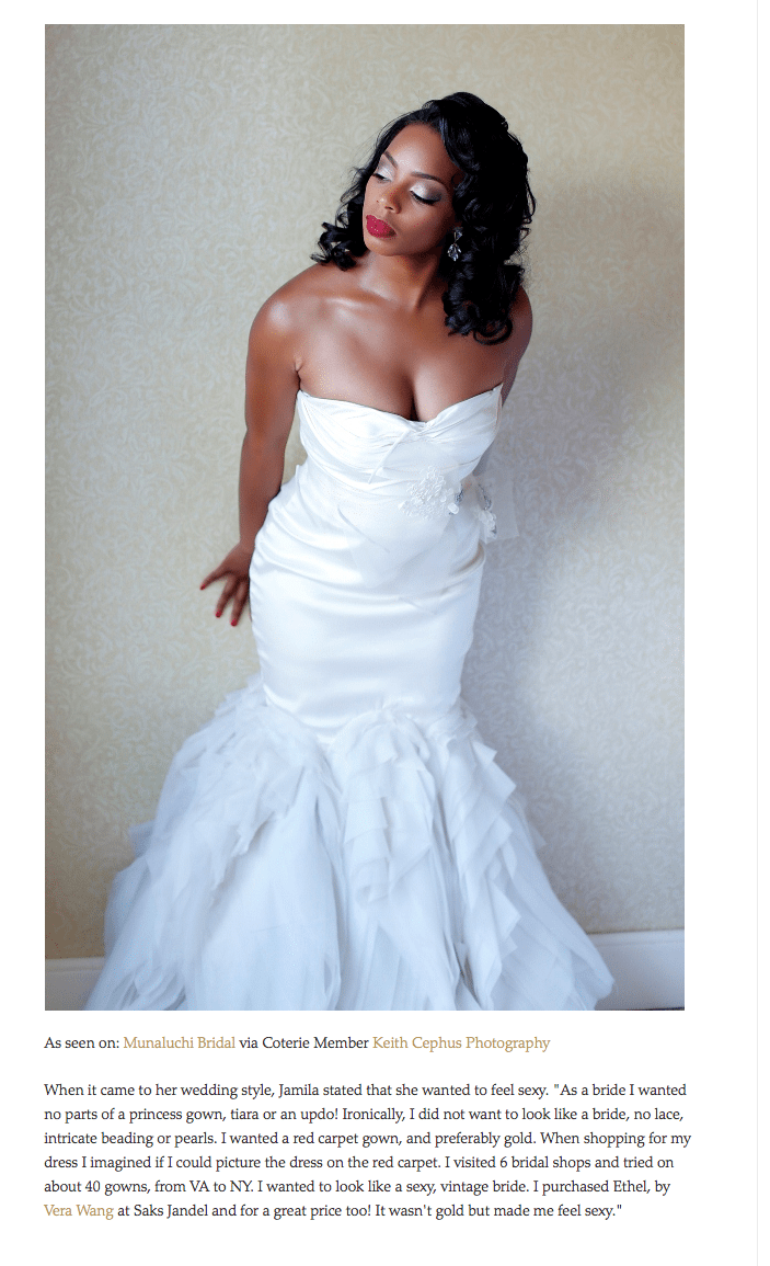 Munaluchi Bride Magazine | Two of My Lovely Brides Featured!!