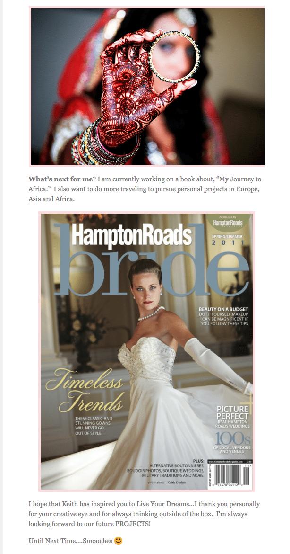 Cephus Featured on DC Wedding Planner Lenee Valentine's Blog on Valentines Day!!