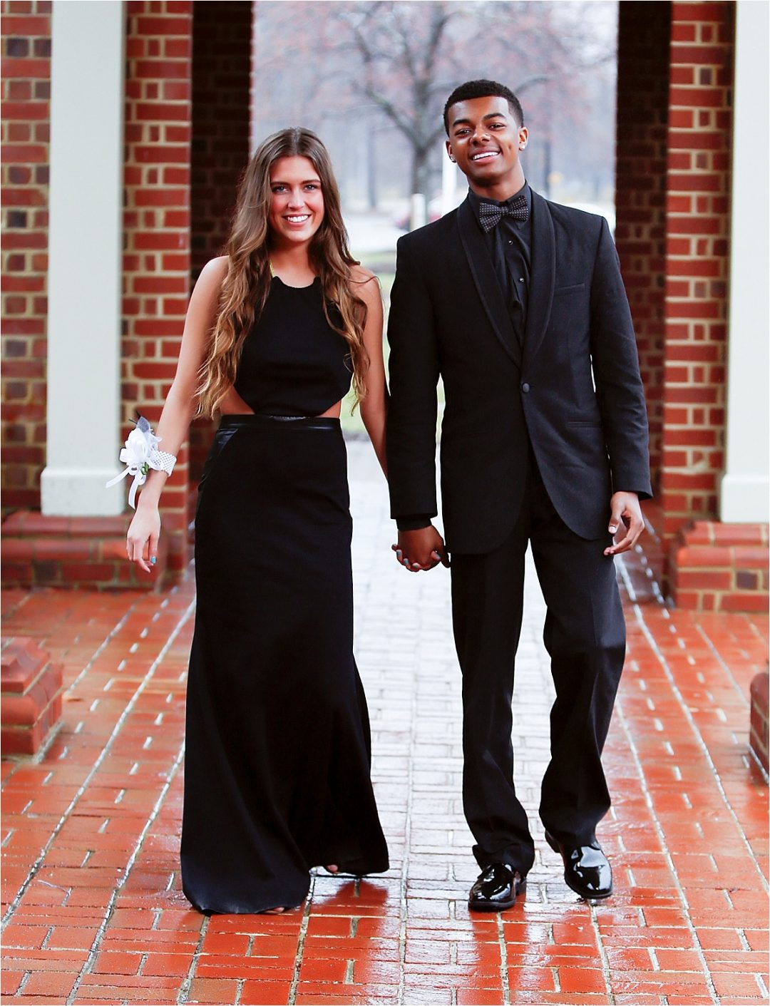 My Son Brandon's Ring Dance Photo Shoot at The Founders Inn & Spa!