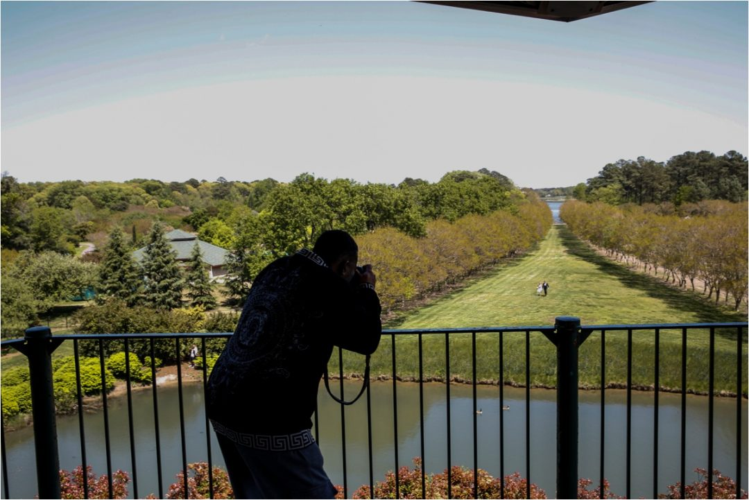 Botanical Gardens Wedding Photographer | Emily and Tim's Elopement!