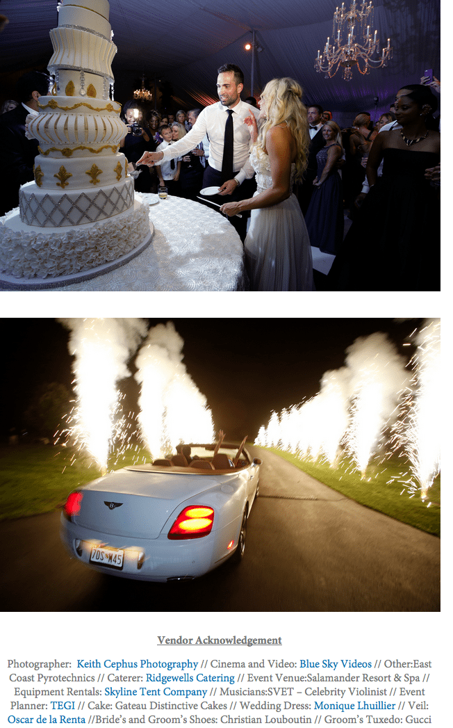 DC Luxury Wedding Photographer | Cristina and Joe's Wedding Featured in The Coordinate Bride!