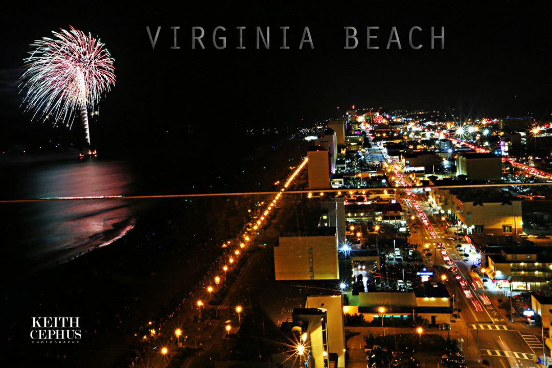 Hilton Oceanfront Photographer | Happy Independence Day!!