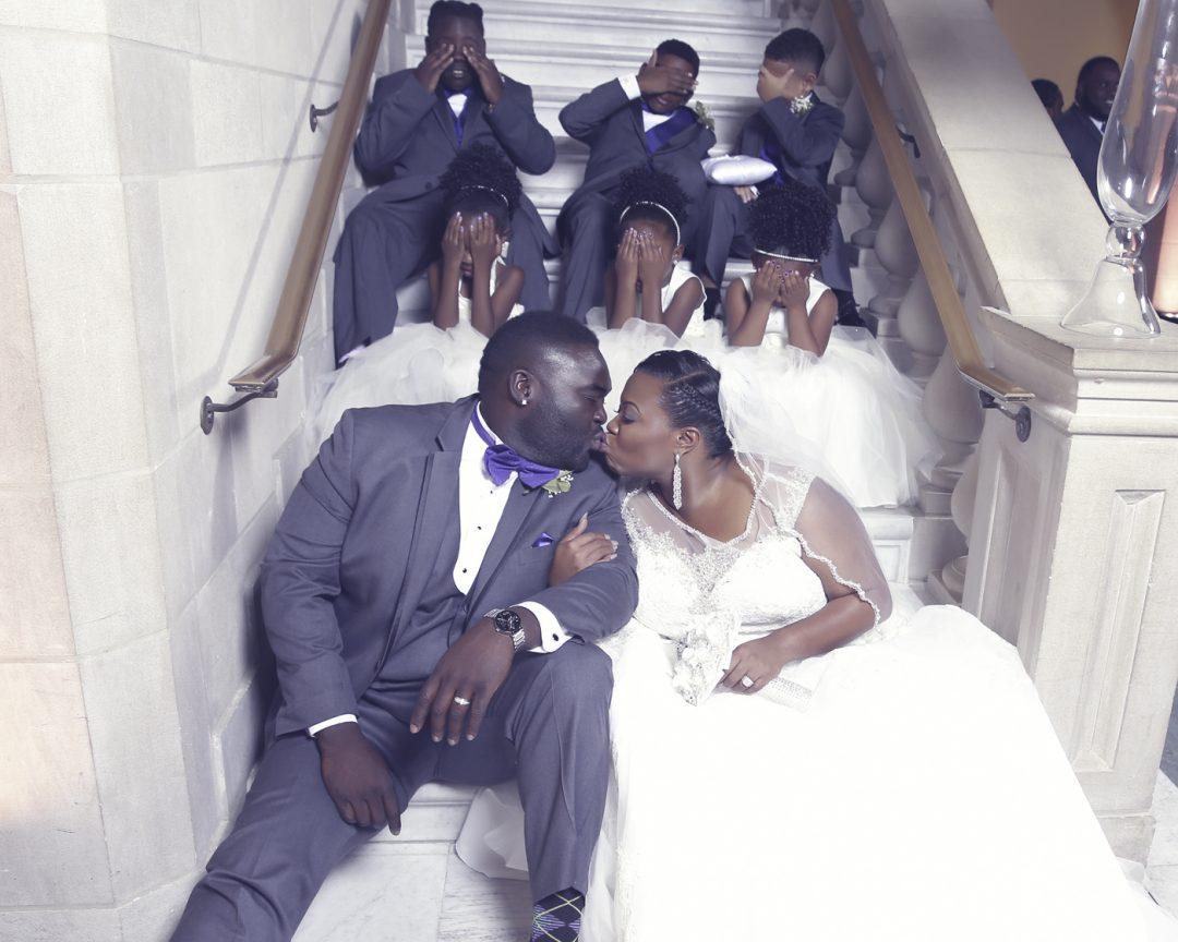 Chrysler Museum of Art Wedding Photographer | Sneak Preview:  Maranda and Lorenzo's Amazing Wedding!