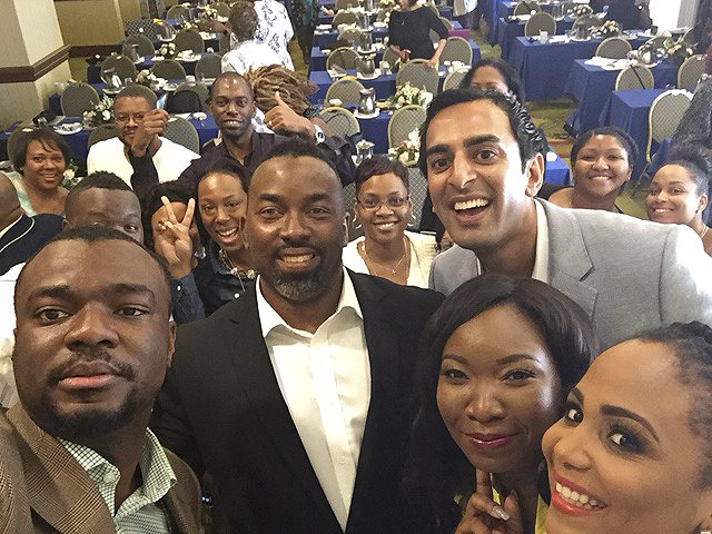 Keith Cephus Speaks at the 2015 Coterie Retreat Barbados | My First 48 Hours