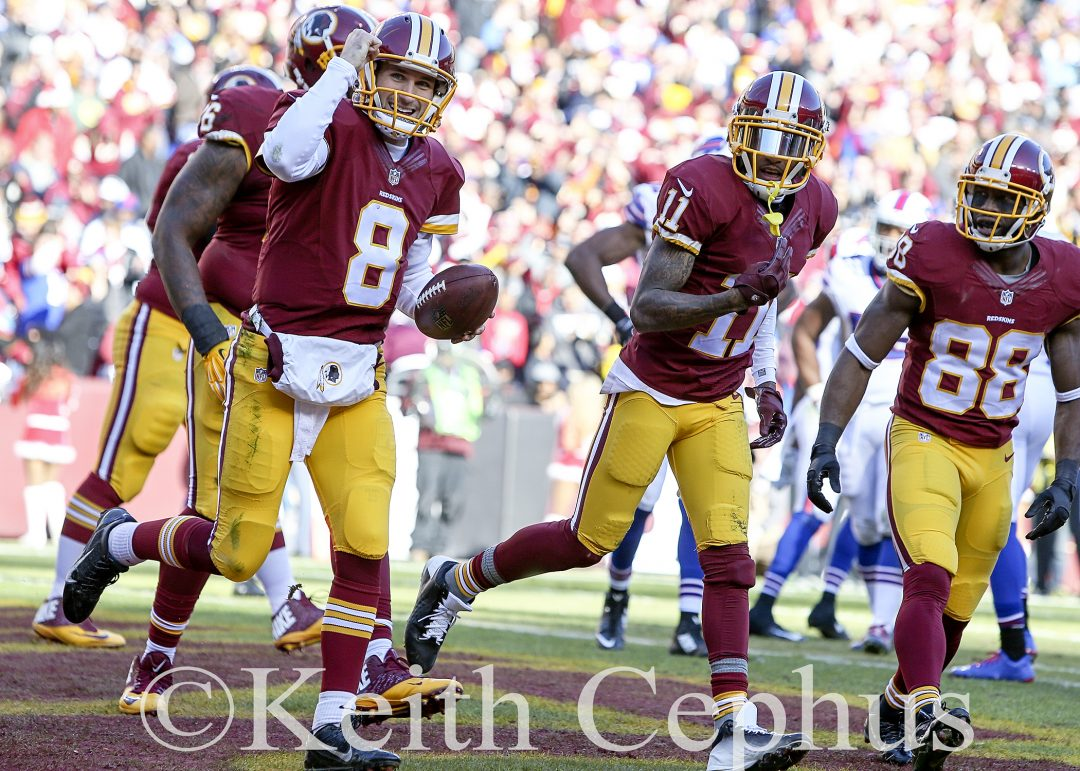Washington Redskins Win NFC East Title by Beating the Eagles 38-24 | Sports Wrap by Coastal VA Sports Editor Keith Cephus