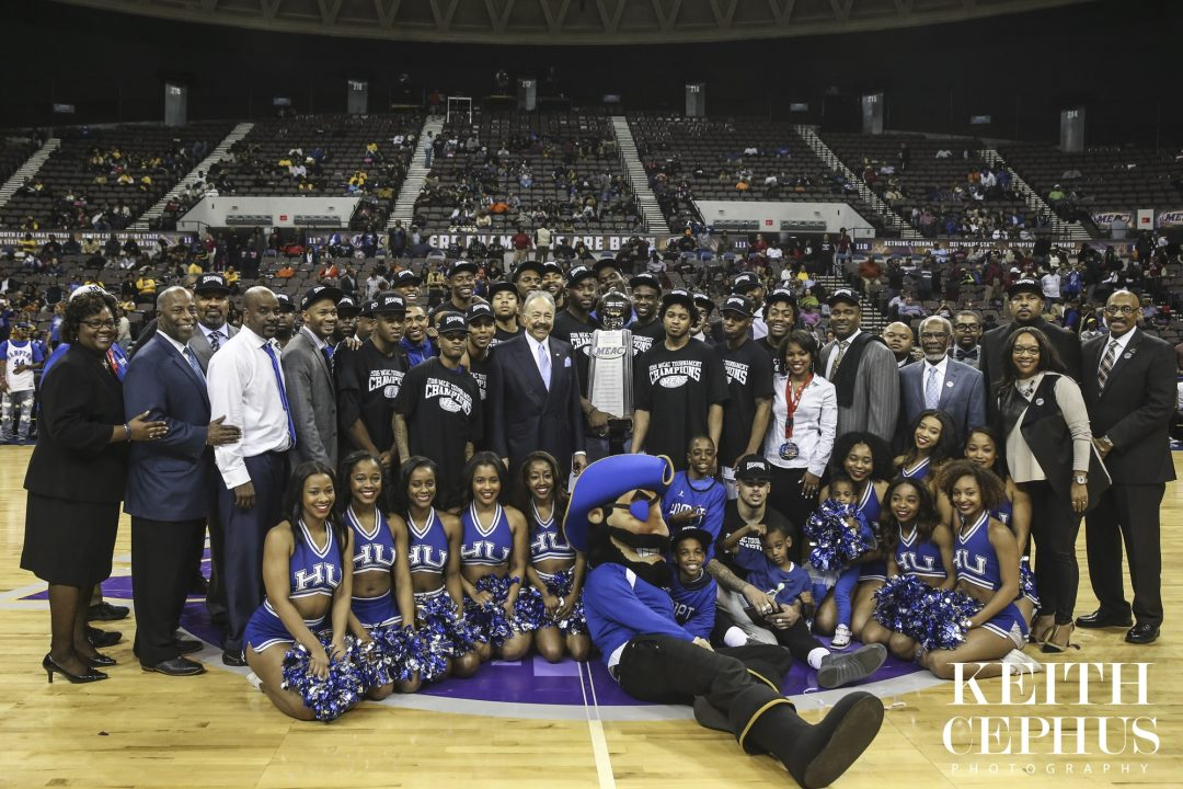 Hampton Defeats SCSU 81-69 To Win The MEAC and Clinch a Bid to the NCAA Tournament!