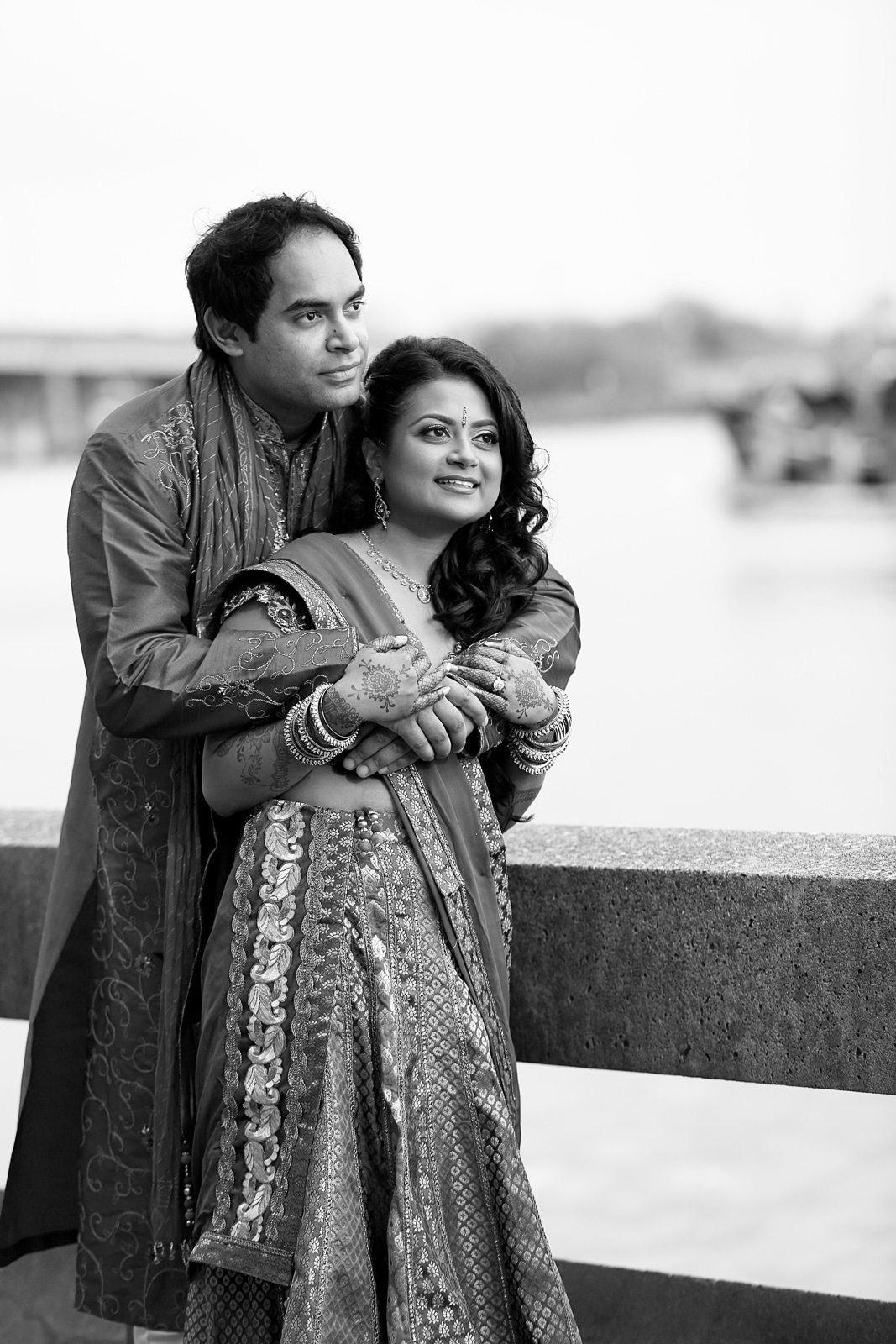 Virginia Beach Indian Wedding Photographer | Sneak Prevew:  Kavitha and Jay's Pre-Wedding Photo Session