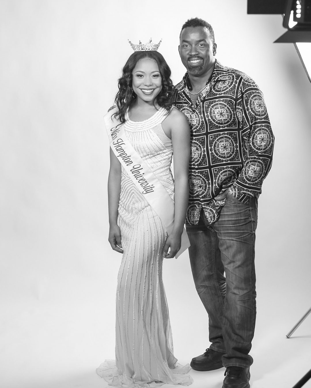 Virginia Pageant Photographer |  Sneak Preview:  Miss Hampton University, Brittany Harper