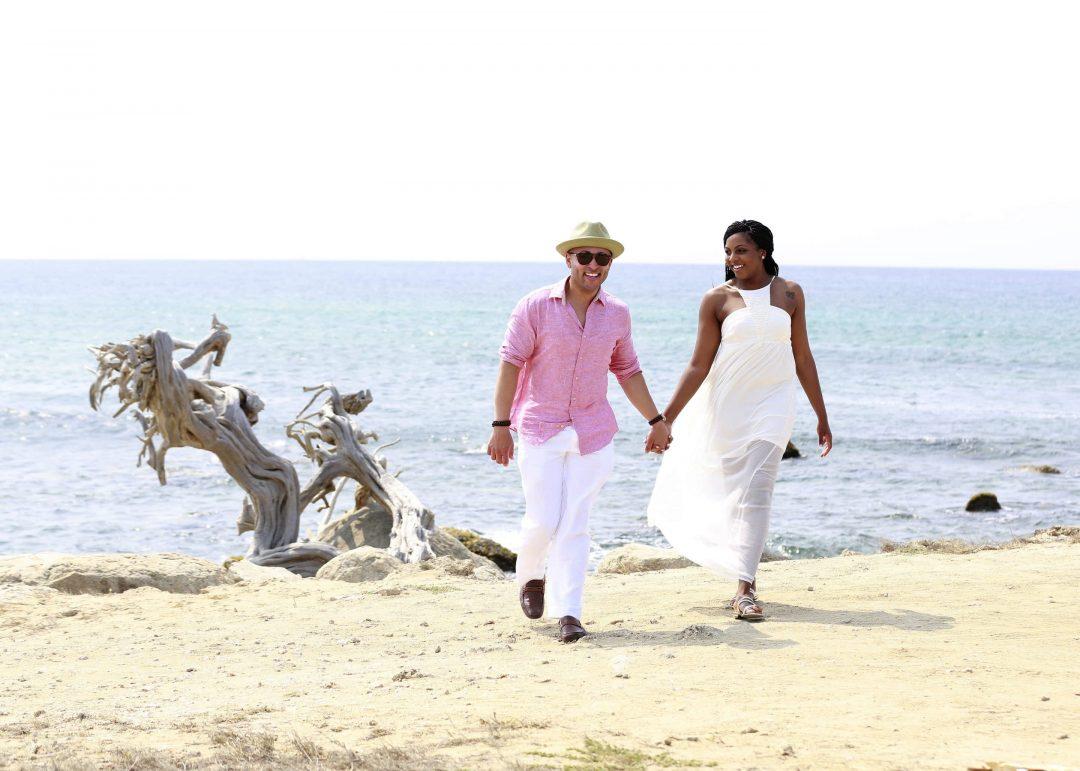 Occidental Grand Aruba Wedding Photographer |  Sneak Preview:  Jazelle and Chris' Pre-wedding Photo Shoot