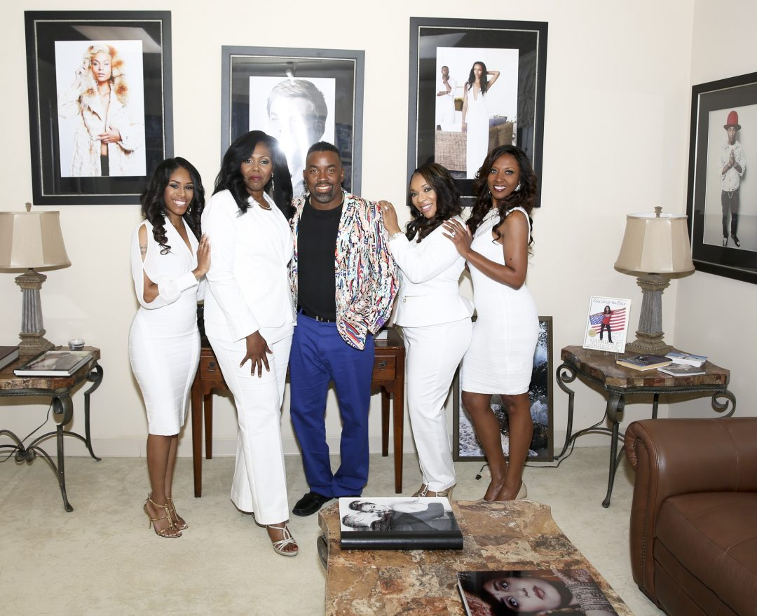 Cephus Photographs The Amazing Cast of Sheer Truth For Their Television and Marketing Objectives