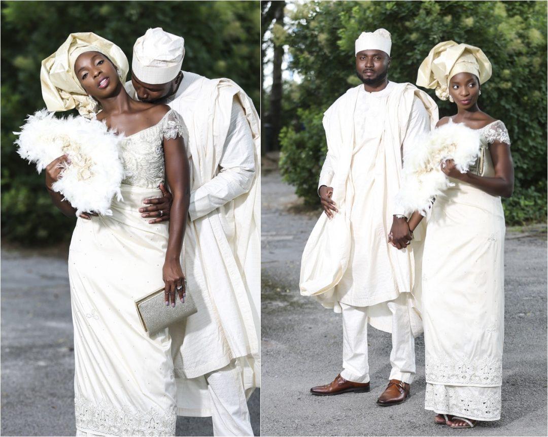 Nigerian Wedding Photographer | Hermitage Museum Wedding Photographer | Ifechi and Arinze's Amazing Nigerian Wedding!