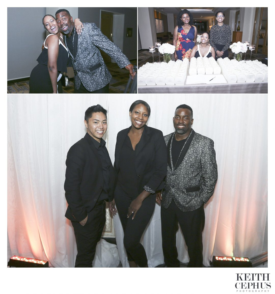 Four Seasons Hotel Washington DC Wedding Photographer | Tangwan and Michel's Luxury Wedding in DC!