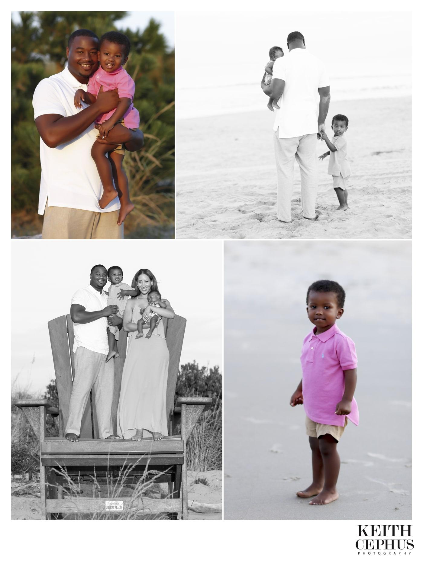 Virginia Beach Portrait Photographer | Leslie and CJ's Family Portrait Session!