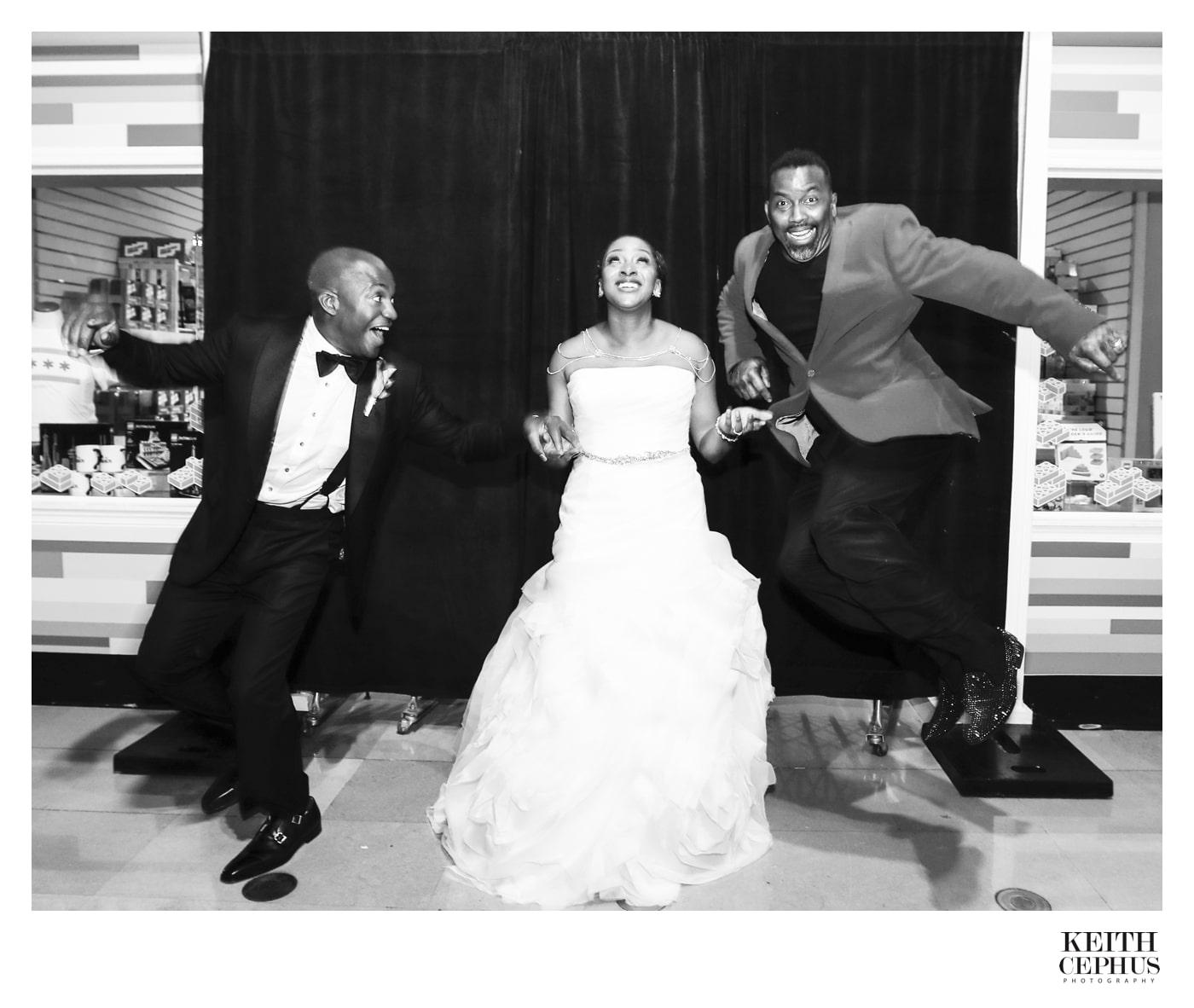 Museum of Science and Industry Wedding Photographer   Chicago Wedding Photographer   Rockefeller Chapel   Lauren and Kyle's Amazing Wedding!