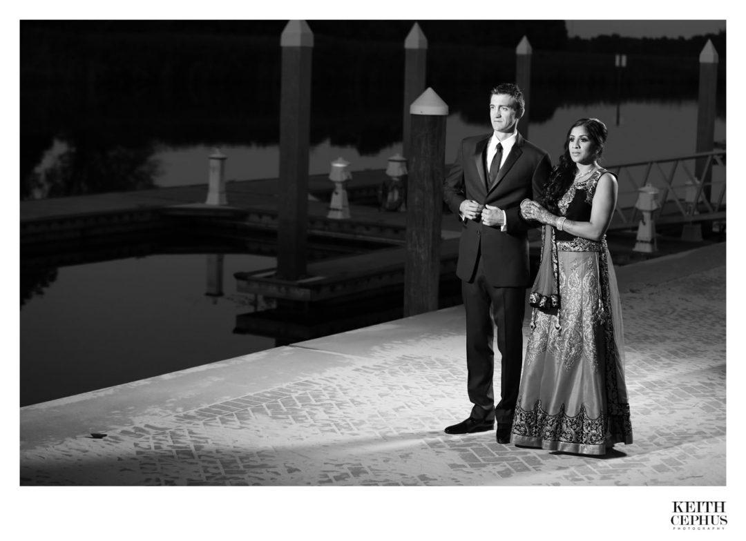 Virginia Beach Indian Wedding Photographer | Hilton Garden Inn Wedding Photographer | Michelle and Scott's Indian Fusion Wedding!