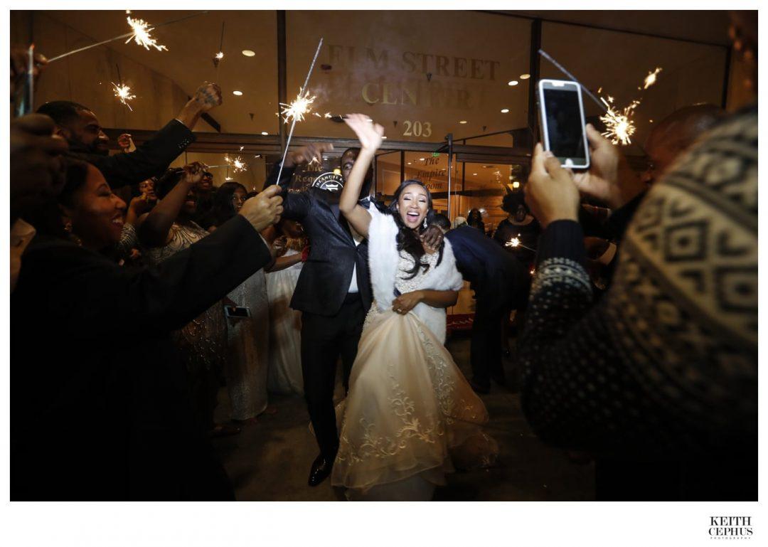 The Empire Room Wedding Photographer    Latoya and Zeb's Amazing Wedding!