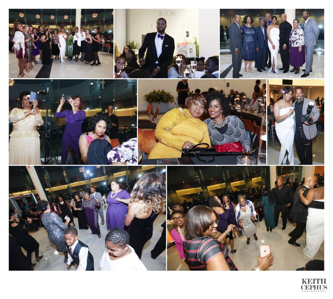 Half Moon Cruise and Celebration Center Wedding Photographer | Torian and JaShaun's Amazing Wedding!