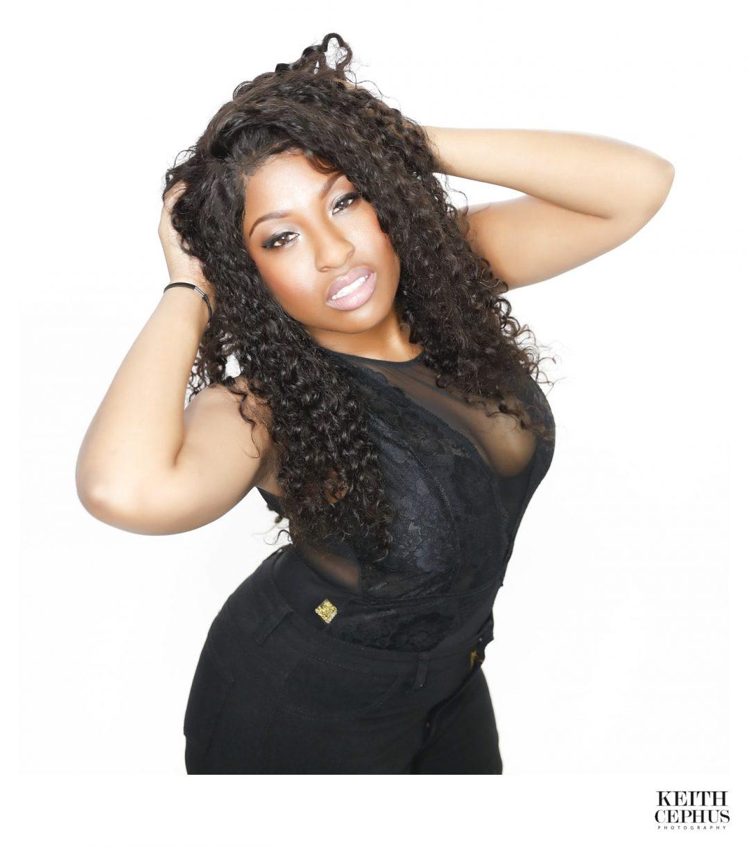Virginia Beach Hair Photographer | NuVirginHair Marketing and Branding Photo Shoot