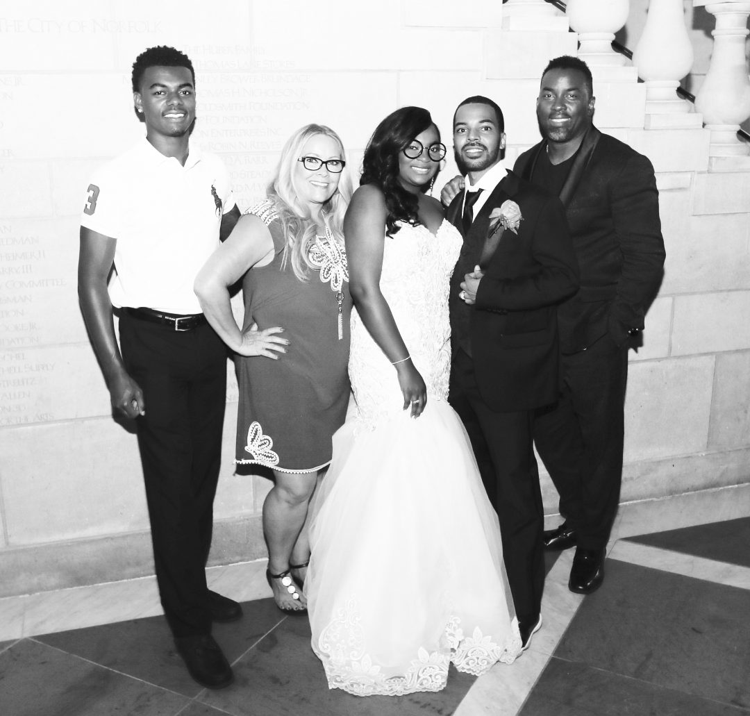 Chrysler Museum Wedding Photographer | Brittany and Marquelle's Amazing Wedding at the Chrysler Museum