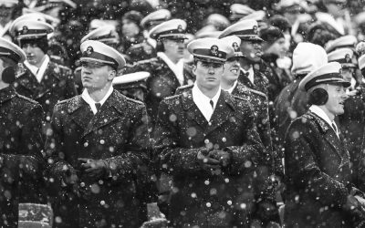 The Army/Navy Game  | Through the Lens of Keith Cephus