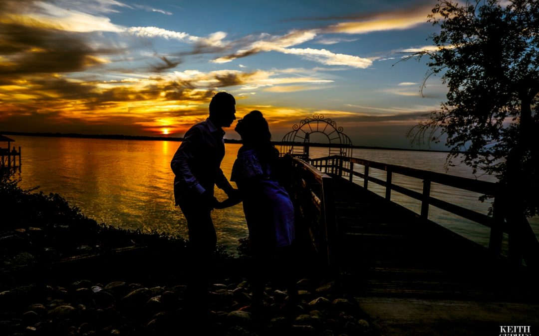Virginia Beach Maternity Photographer | Aimee and Vishal's Maternity Shoot!