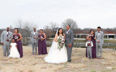 Virginia Beach Wedding Photographer | Noah's Event Venue | Kyani and Joshua's Amazing Wedding