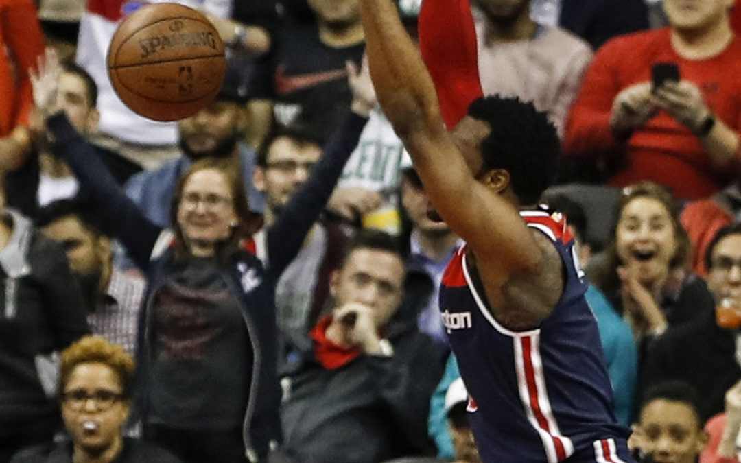 Coastal VA Sports Editor | Wizards Guard John Wall Surpasses 5,000 in 113-101 Win Over The Boston Celtics