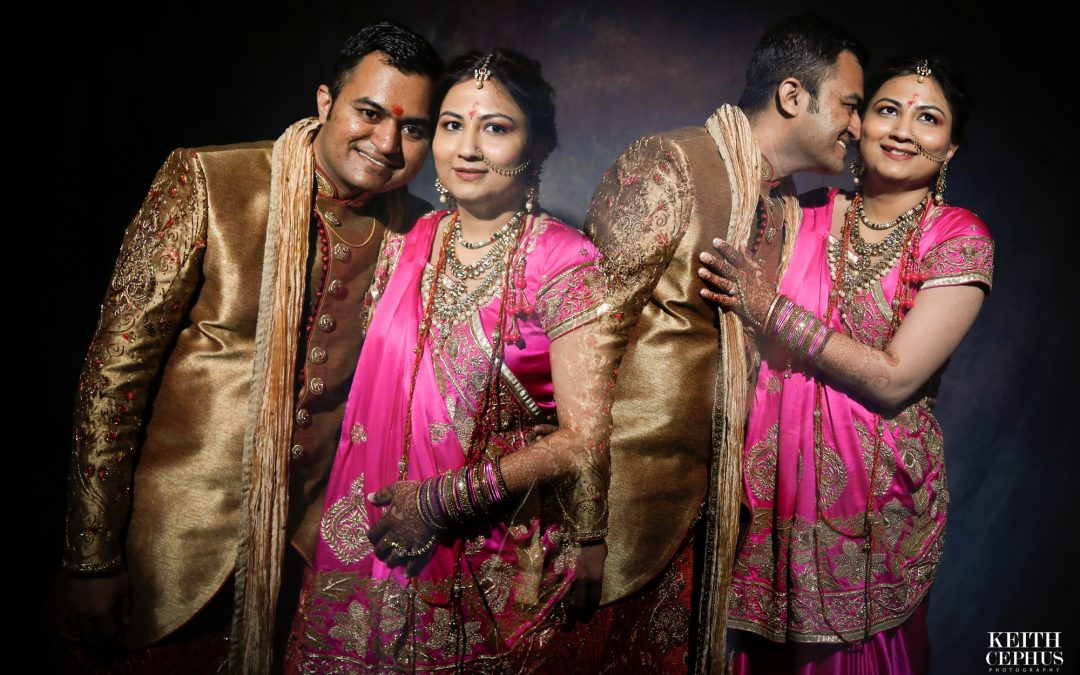 Indian Wedding Photographer | Mansi and Ankur's Indian Wedding!