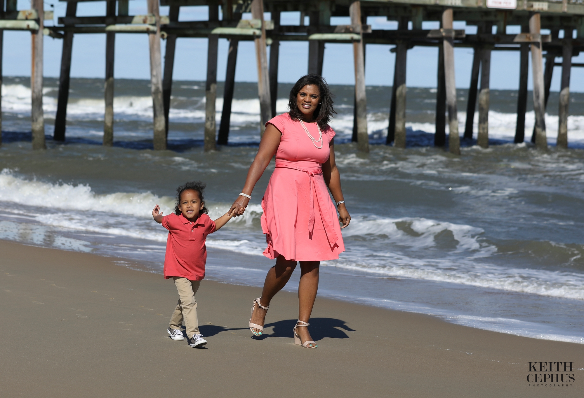 Virginia Beach Portrait Photographer | Dee Dee Jones Family Portrait Session