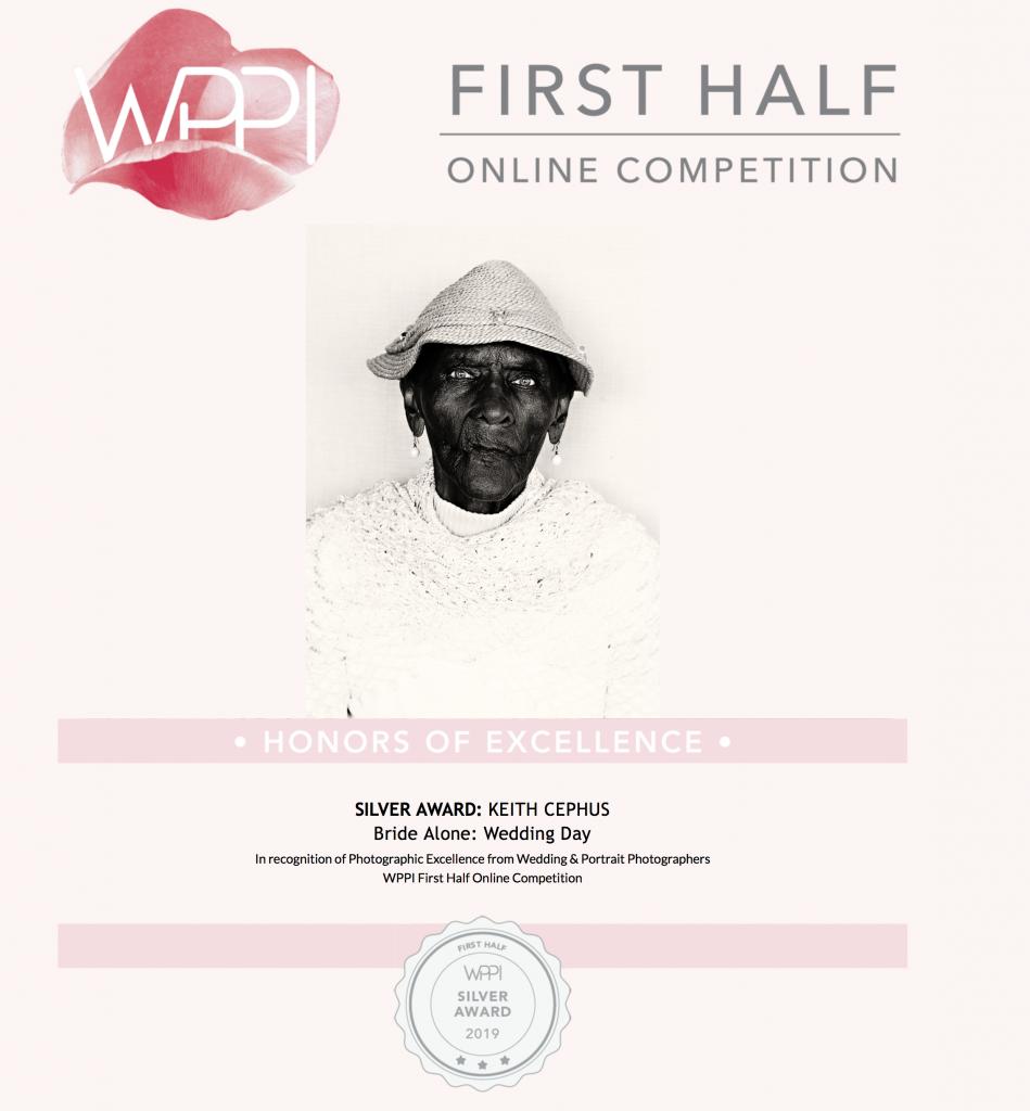 2019 WPPI Silver Award Winner!!!!
