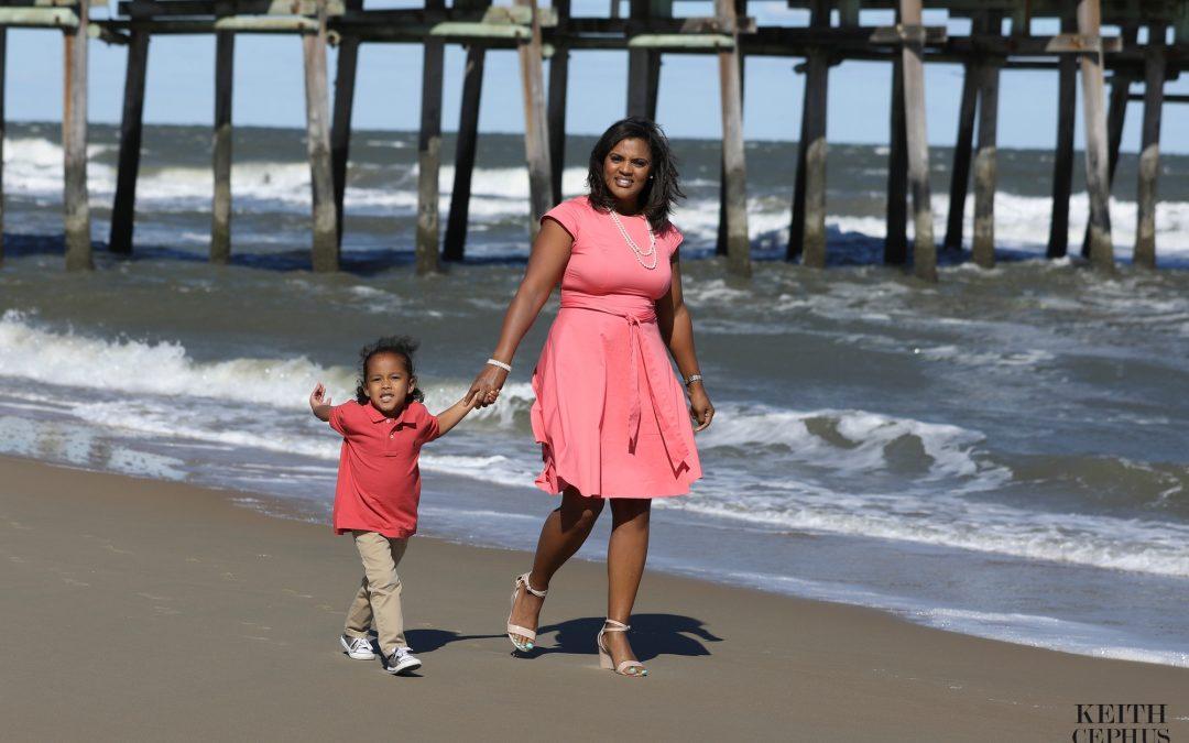 Virginia Beach Portrait Photographer | Dee Dee Jones Family Portrait Session