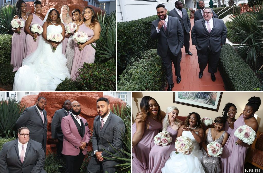 Virginia MOCA|Aja and Le'Swanes Amazing Wedding!