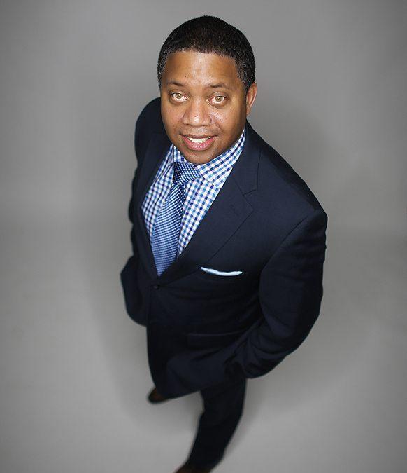 Virginia Beach Corporate Portrait Photographer | Corporate Exec Charles Spencer's New Branding and Marketing Portraits