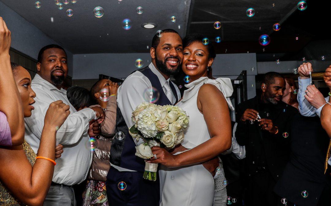 Virginia Beach Wedding Photographer | The Water Table | Cynamon and Marquis' Amazing Wedding!