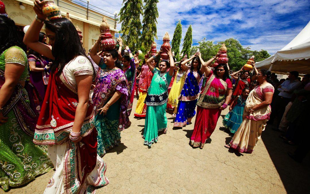 Indian Destination Wedding Photographer | Jigna and Dipal's Destination Wedding in Kenya, Africa | Vidhi Ceremony,  Part 3