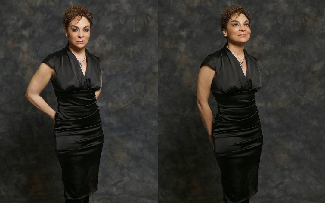 Celebrity Actress Jasmine Guy | Photo Shoot with Jasmine Guy at TNCC