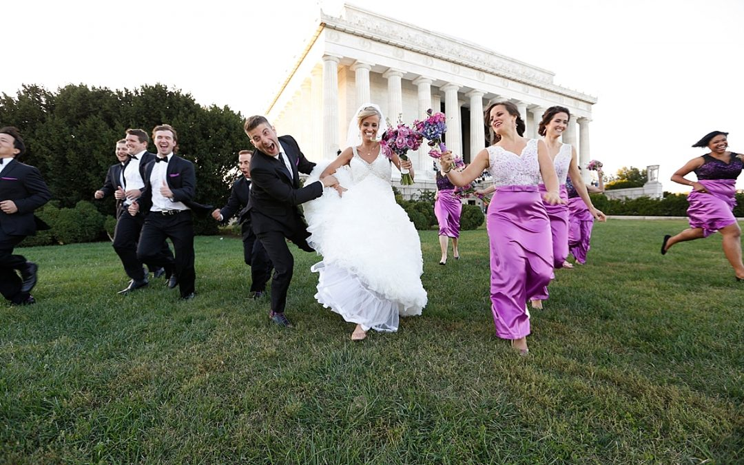 Washington DC Miracle Theater Wedding Photographer | Hannah and Kyle's Amazing Wedding!