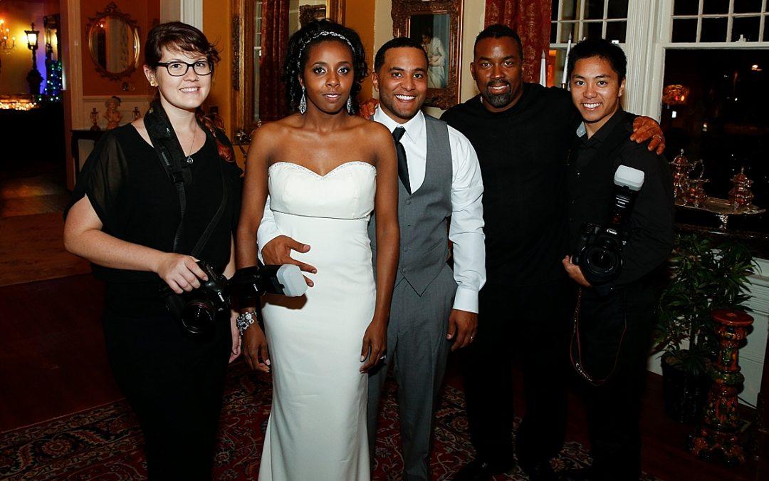 First Lady of Suffolk Wedding Photographer | Santiera and George's Amazing Wedding!