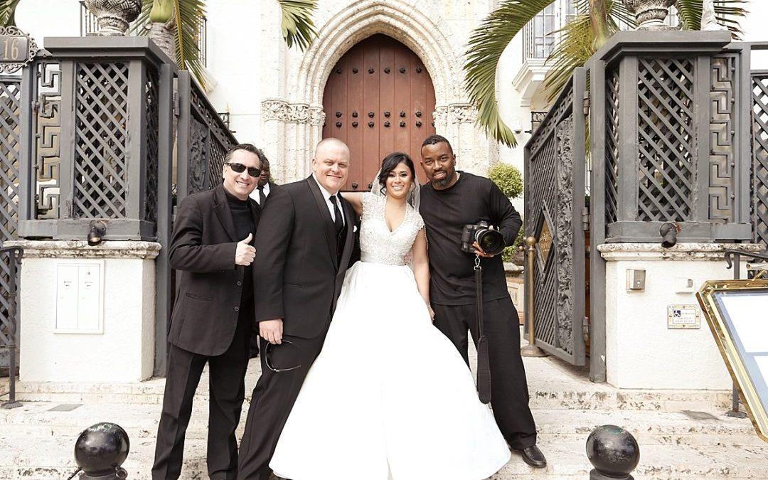 Miami Destination Wedding Photographer | Intercontinental Hotel Miami | Jasmin and Stug's Destination Wedding